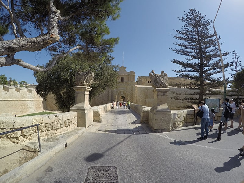 Malta zabytki