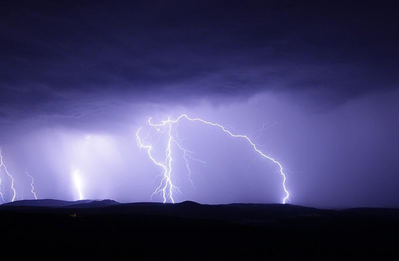 nawigacja burza