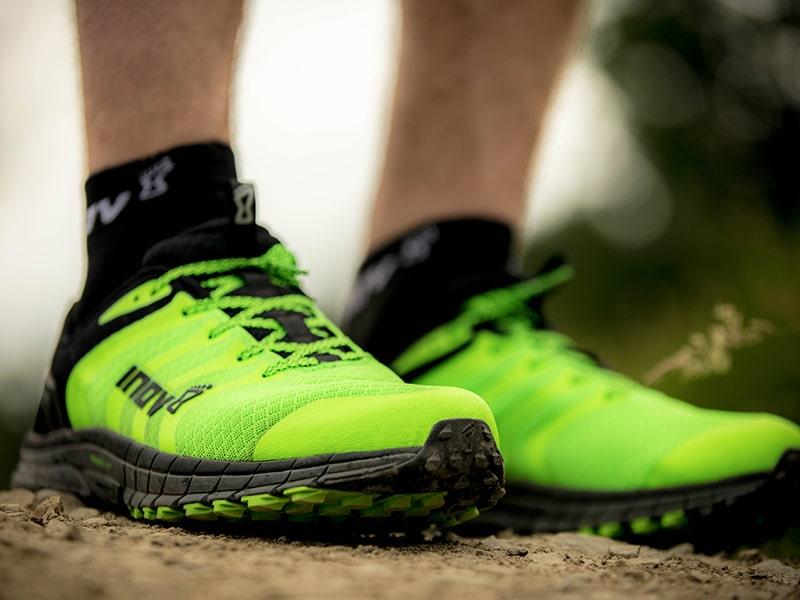 buty do biegania - cholewka