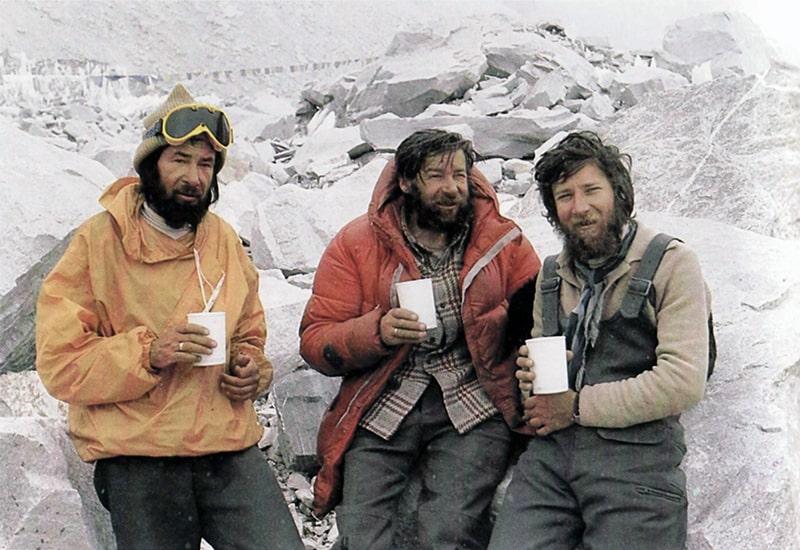 Himalaiści polscy