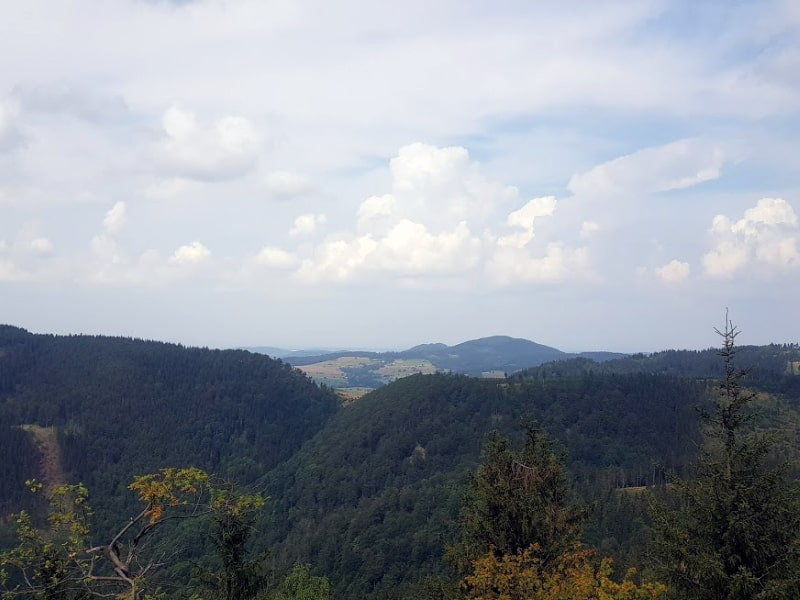 Góry Kamienne w Sudetach