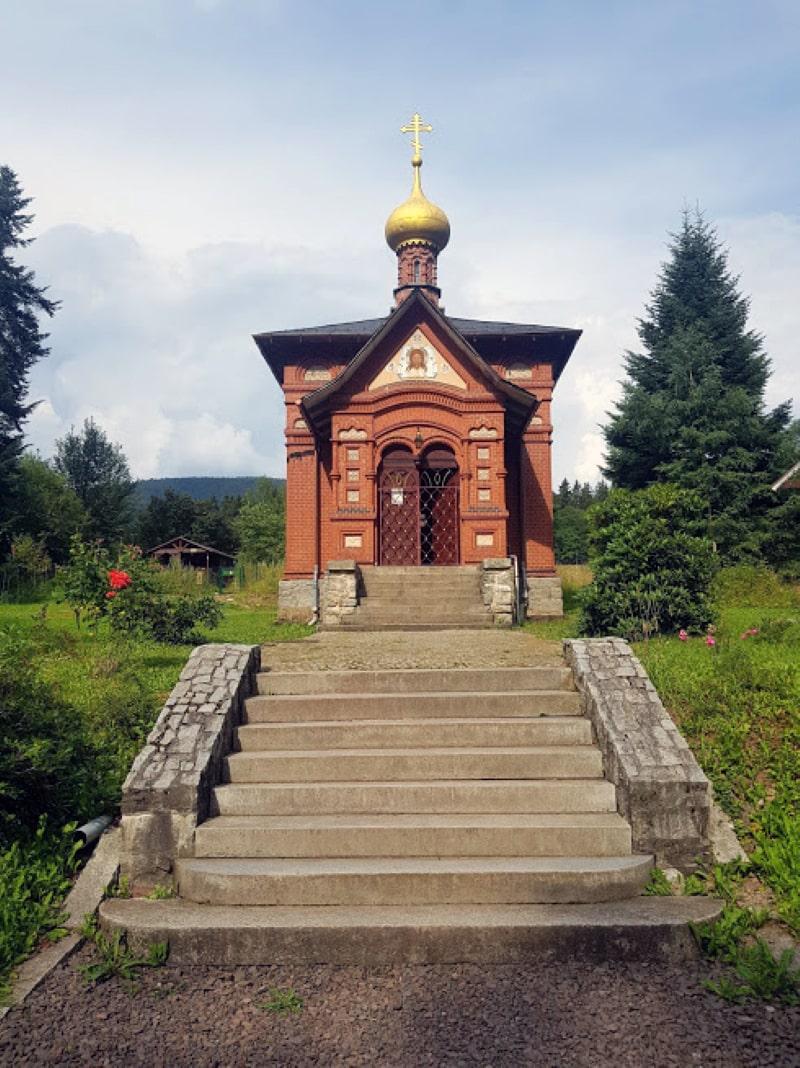 cerkiew Sokołowsko