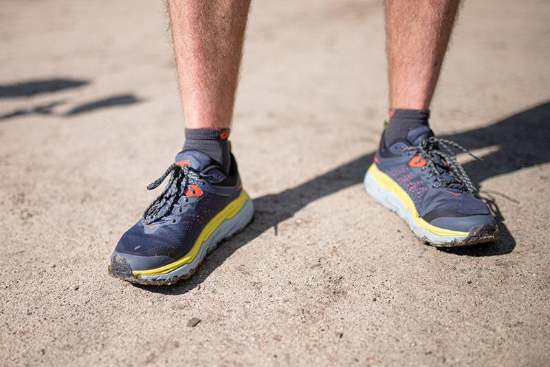 Test butów Hoka One One Challenger