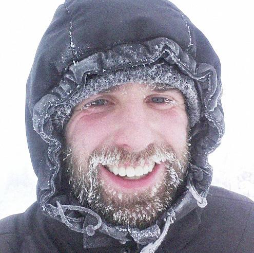 zima w karkonoszach hewelt