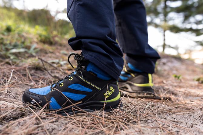 Wybieramy Buty Trekkingowe Dla Dzieci Blog Jack Wolfskin