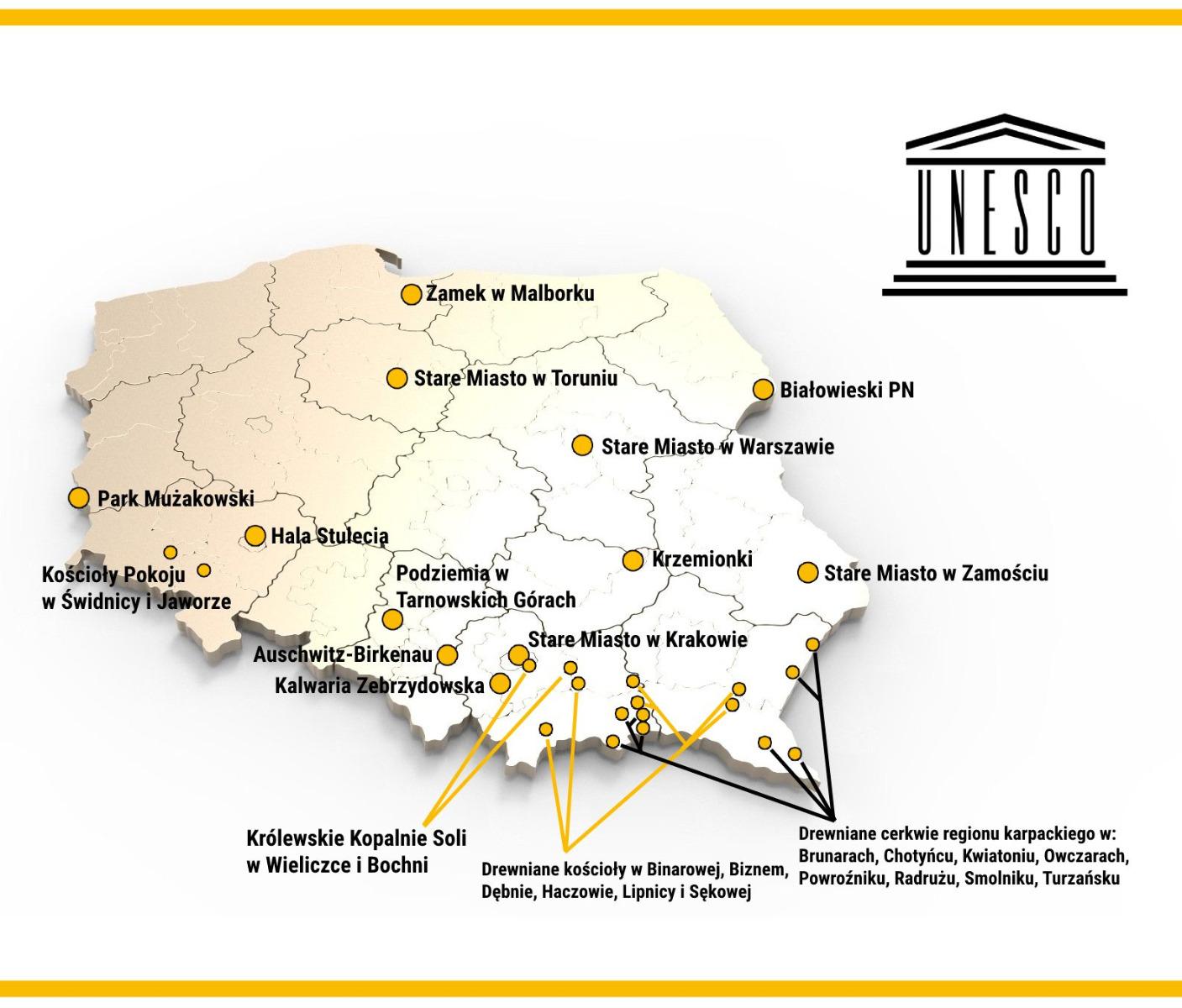 Lista Dziedzictwa Unesco W Polsce Blog Jack Wolfskin