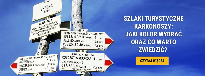 Szlaki turystyczne Karkonoszy: jaki kolor wybrać oraz co warto zwiedzić?