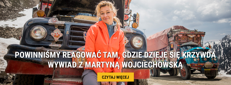 Powinniśmy reagować tam, gdzie dzieje się krzywda – wywiad z Martyną Wojciechowską