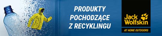 EKO Produkty Jack Wolfskin