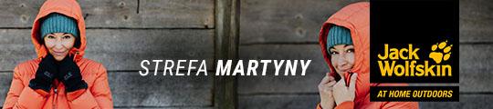 Martyna Wojciechowska - Jack Wolfskin