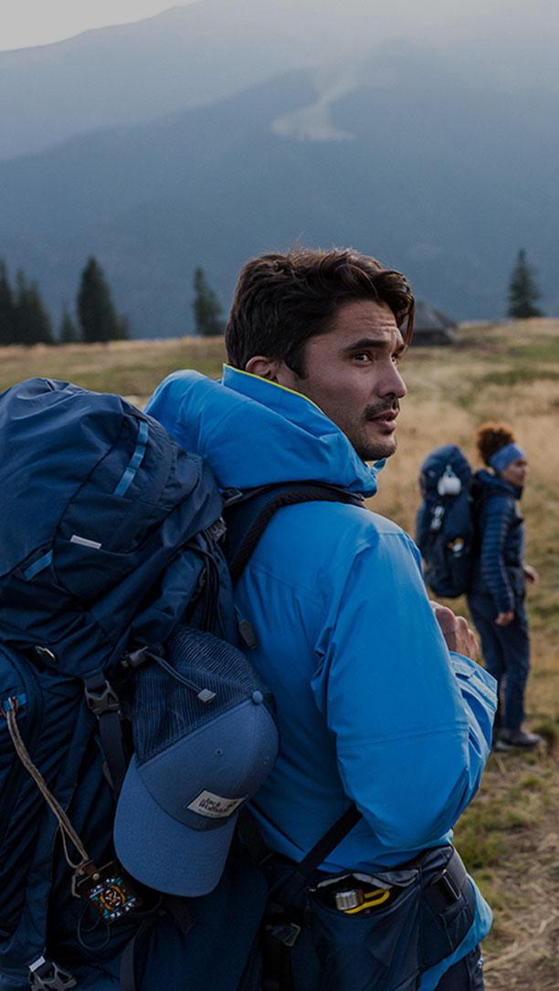 Plecaki na Każdą Pogodę Jack Wolfskin